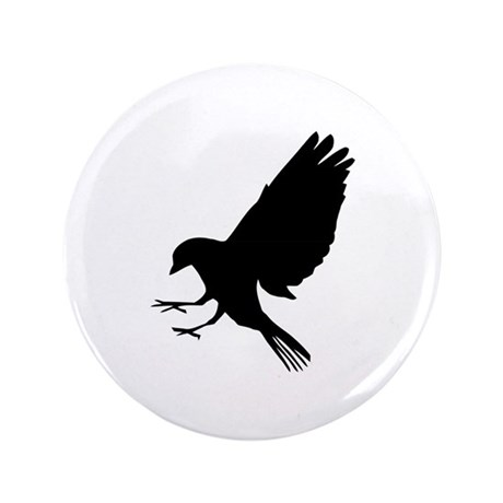 "Bird 3.5"" Button"