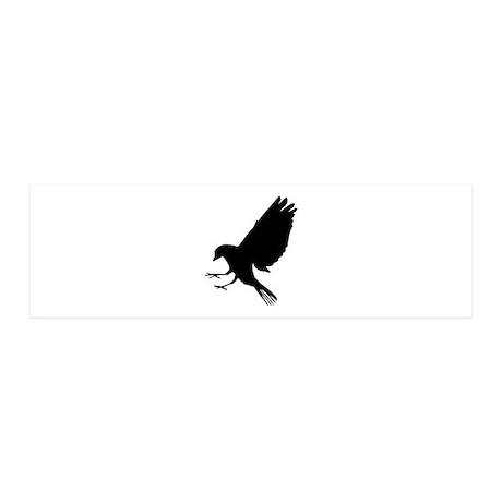 Bird 21x7 Wall Peel