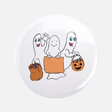 """Funny October holidays 3.5"""" Button (100 pack)"""