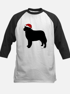 Bernese Mountain Dog Santa Tee