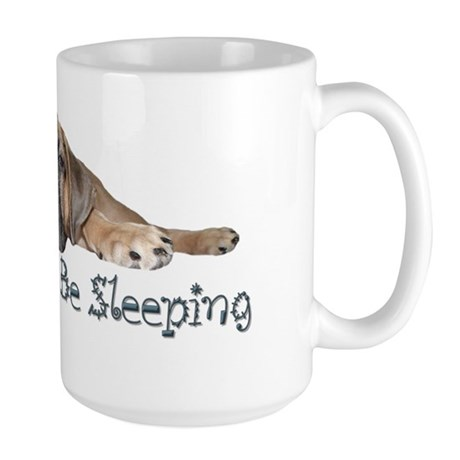 I'd Rather Be Sleeping Large Mug