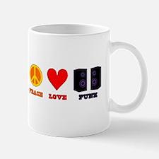 Peace Love Punk Mug