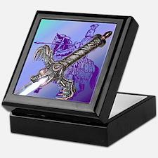 Knight & Sword Keepsake Box