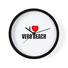 Unique Vero beach Wall Clock