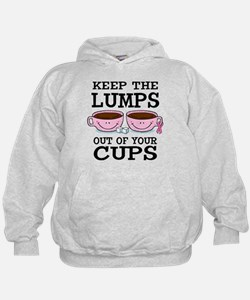 Lumps Out of Cups Hoodie