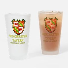 Winchester Tavern Drinking Glass