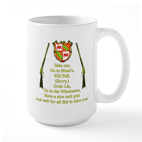 Winchester Tavern Large Mug