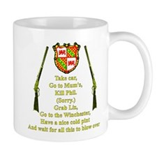 Winchester Tavern Mug
