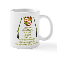 Winchester Tavern Small Mug