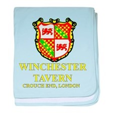 Cute Winchester baby blanket