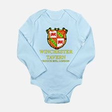 Winchester Crest full color Body Suit