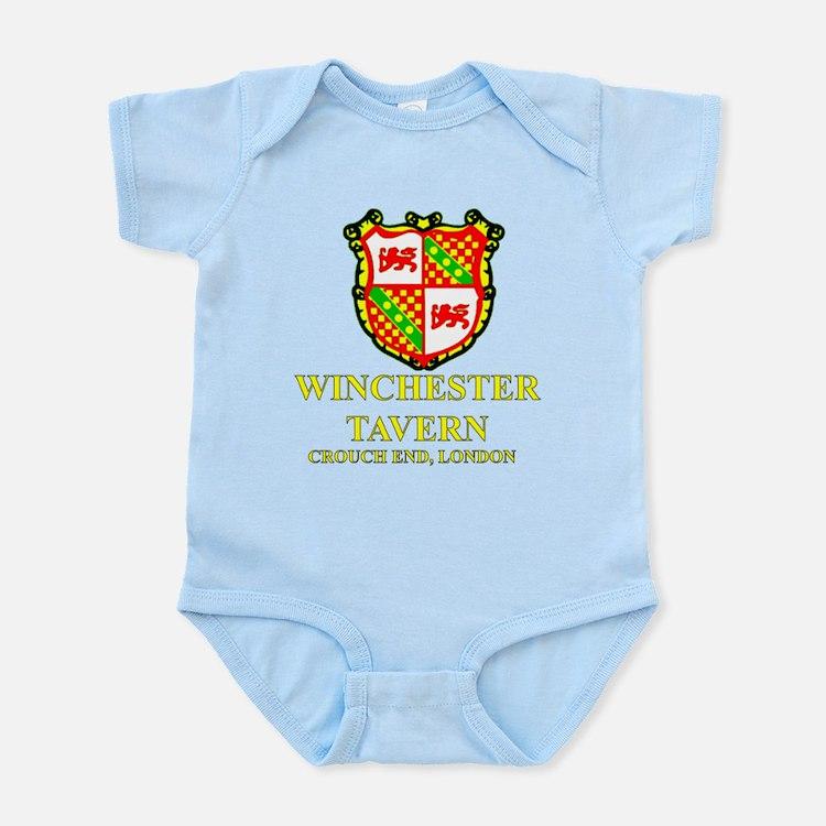 Cute Shaunofthedeadmovie Infant Bodysuit