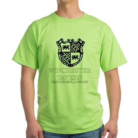 Winchester Crest one color T-Shirt