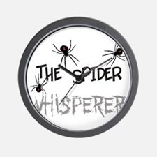 The Whisperer Wall Clock