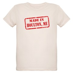 MADE IN HOULTON, ME Organic Kids T-Shirt