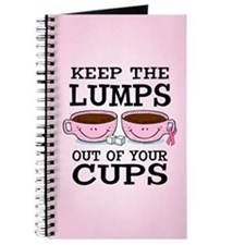 Lumps Out of Cups Journal