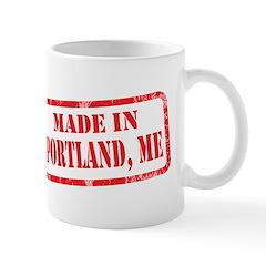 MADE IN PORTLAND, ME Mug