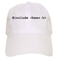 #include <beer.h> Baseball Cap