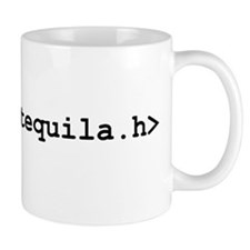 "#include ""tequila.h"" Mug"