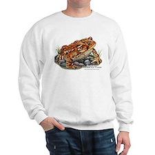 Eastern American Toad Sweatshirt