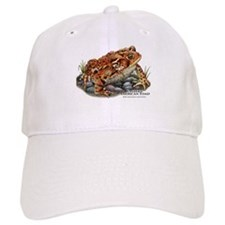 Eastern American Toad Baseball Cap