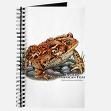 Eastern American Toad Journal