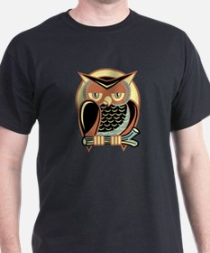 Retro Owl T-Shirt