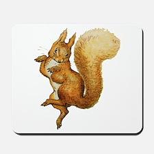 Squirrel Nutkin Mousepad