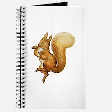 Squirrel Nutkin Journal