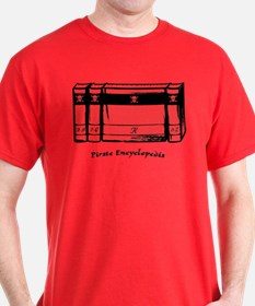 Pirate Encyclopedia T-Shirt