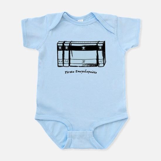 Pirate Encyclopedia Infant Bodysuit