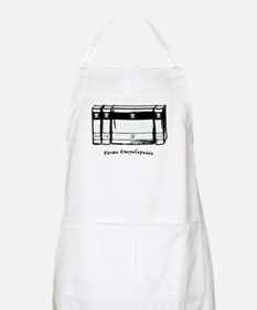 Pirate Encyclopedia Apron