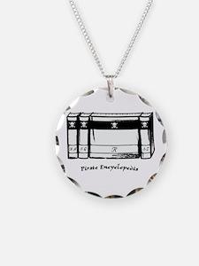 Pirate Encyclopedia Necklace