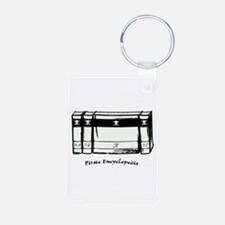 Pirate Encyclopedia Keychains