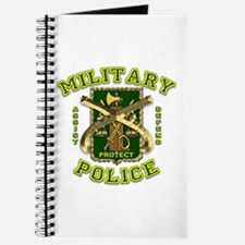 US Army Military Police Gold Journal