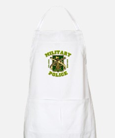 US Army Military Police Gold Apron