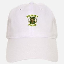 US Army Military Police Gold Baseball Baseball Cap