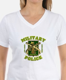 US Army Military Police Gold Shirt