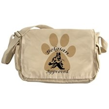 Belgian Malinois Approved Messenger Bag