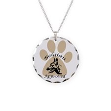 Belgian Malinois Approved Necklace