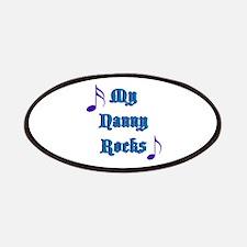 My Nanny Rocks Patches