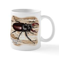 European Stag Beetle Mug