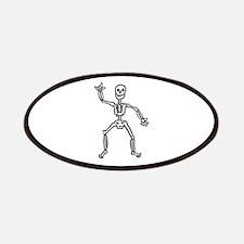ILY Skeleton Patches