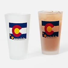 ILY Colorado Drinking Glass