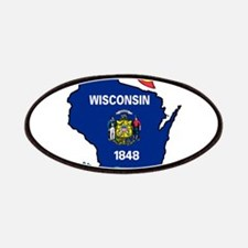 ILY Wisconsin Patches