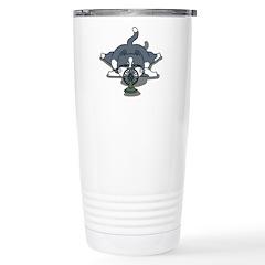 Setsuden cat Stainless Steel Travel Mug