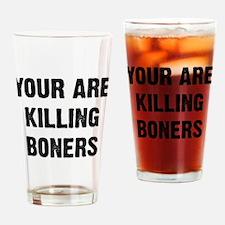 Boner Killer Drinking Glass