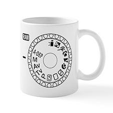 Camera Dial Mugs