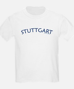 Stuttgart - Kids T-Shirt