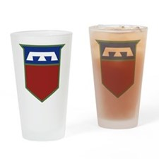 Cute 76th infantry division Drinking Glass